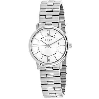 DKNY Women's Willoughby Silver Dial Watch - NY2547