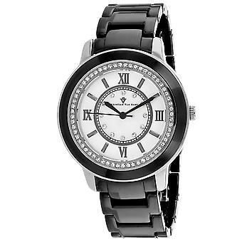 Christian Van Sant Women's Clay Mother of Pearl Dial Watch - CV3211