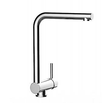 Single-lever Kitchen Sink Mixer With Folding Spout Only 6 Cm - 78