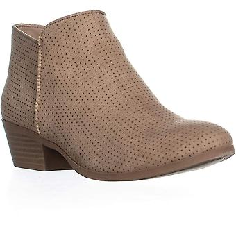 Style & Co. Womens Warrenn Almond Toe Ankle Fashion Boots