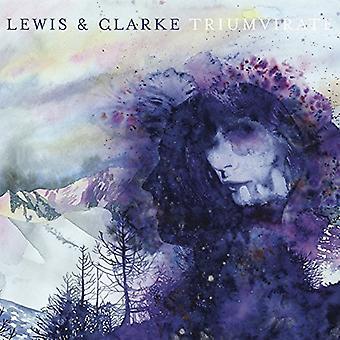 Lewis & Clarke - Triumvirate [Vinyl] USA import