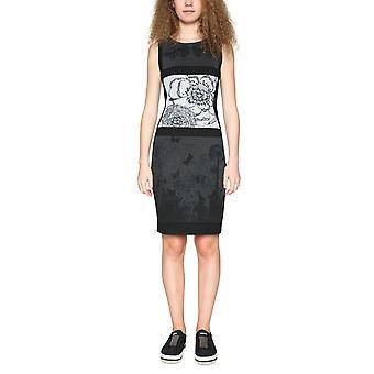Desigual Women's Dsgl Orig Jersey Shift Dress