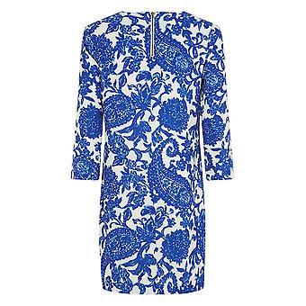Darling Women's Blue White Brigette Tunic Dress