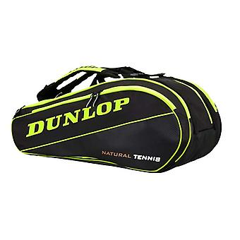 Dunlop NT 12 racket bag  black/yellow
