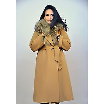 Camel Sam-rone Woman G3 Coat
