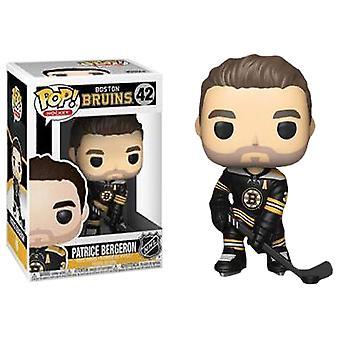 NHL Bruins Patrice Bergeron Pop! Vinyl