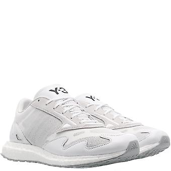 Y-3 Rhisu Run Trainers White