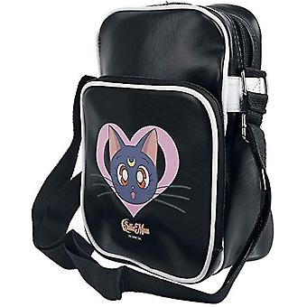 ABYstyle- Sailor Moon Shoulder-Moon Bag voor volwassenen S ABYBAG216