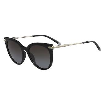 Calvin Klein CK3206S 001 Black/Grey Gradient Sunglasses