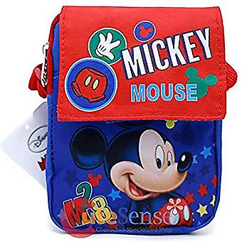 Hand Bag - Disney - Mickey Mouse Kids Shoulder Cross Purse Pouch 680749
