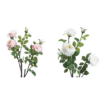 Hill Interiors Classic Garden Rose Spray