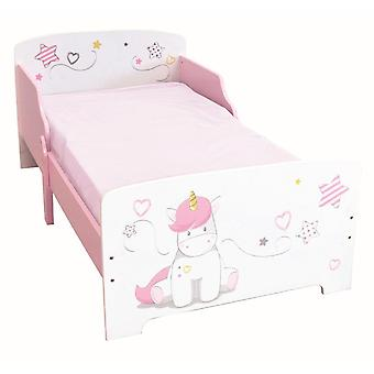 Unicorn wooden bed