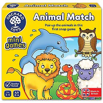 Orchard Toys djur Match