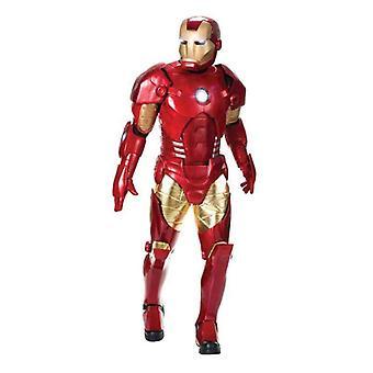Rubie's Marvel Men's Universe Supreme Edition Iron Man Costume