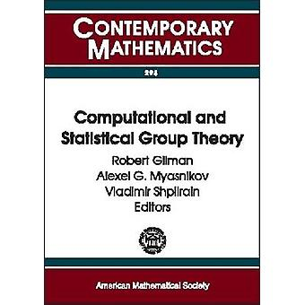 Computational and Statistical Group Theory - AMS Special Session Geome
