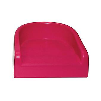 Prince Lionheart Soft Booster Seat Flashbulb Fuschia 7024
