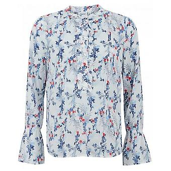 Saint Tropez Spring Love Pattern Blouse
