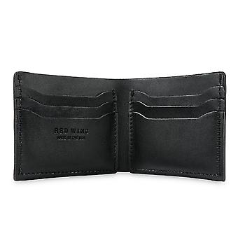 Red Wing Classic Bifold Wallet - Black, Oro and Tan