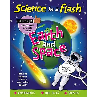 Science in a Flash Earth and Space by Georgia AmsonBradshaw