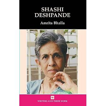 Shashi Deshpande by Amrita Bhalla - 9780746311356 Book