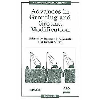 Advances in Grouting and Ground Modification - Proceedings of Sessions