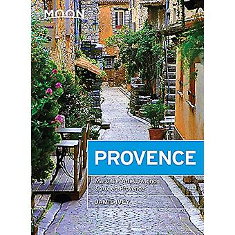 Moon Provence (First Edition) - Hillside Villages - Local Food & W