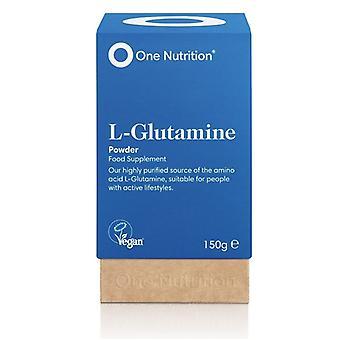 One Nutrition L-Glutamine Powder 150g (ONE021)