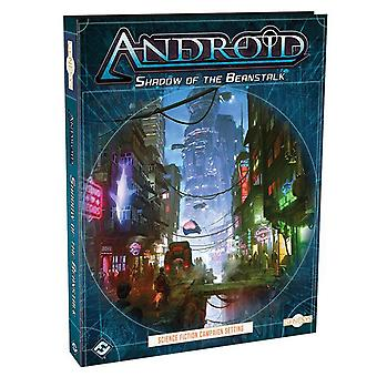 Shadow of the Beanstalk Android Genesys RPG livro