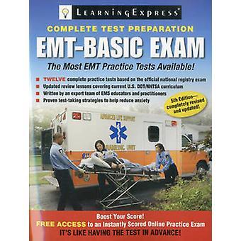 EMT-Basic Exam (5th) by Learningexpress Editors LLC - 9781576857908 B