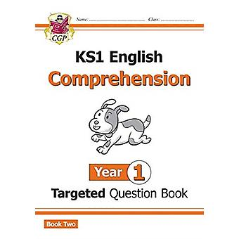 New KS1 English Targeted Question Book Year 1 Comprehension