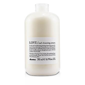 Creme de limpeza de cachos de amor 240271 500ml/16.9oz