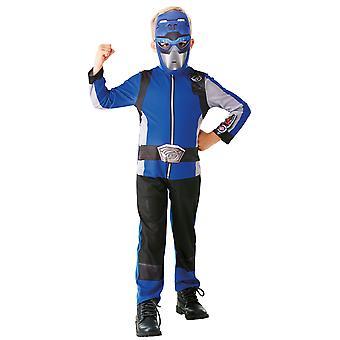 Jongens Blue Morpher Kostuum - Power Rangers