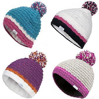 Transgressão das crianças meninas Marcella de malha chapéu de inverno