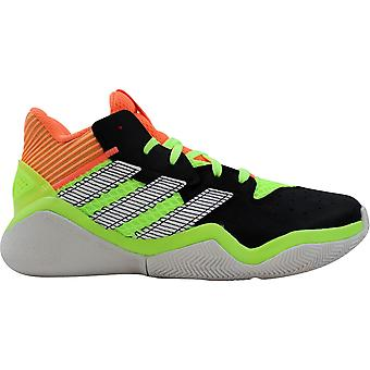 Adidas Harden Stepback J Schwarz/Koralle-Grün EH2769 Grade-Schule