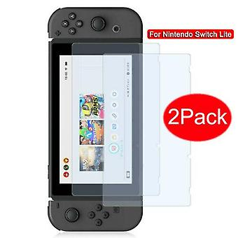 2x Screen Protector til Nintendo Switch Lite Console Film Cover til Smart Watch