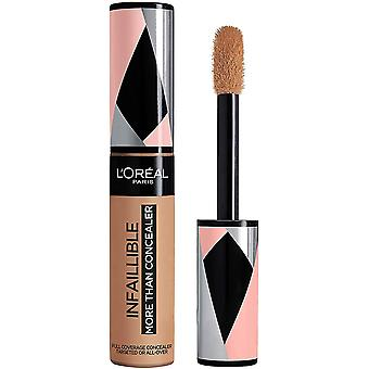 L'Oreal Paris Infallible More Than Concealer 11ml - 332 Amber