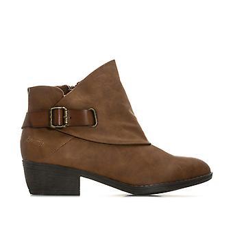 Women's Blowfish Malibu Sill Boots in Brown