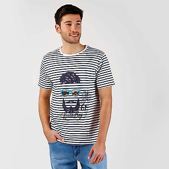 Blauw Phoenix T-shirt