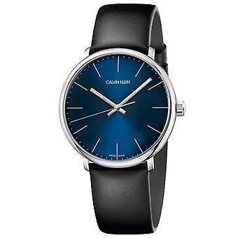 Calvin Klein K8M211CN High Noon Quartz Blue Dial Men's Watch