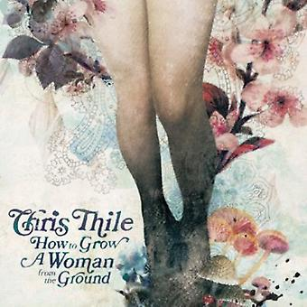 Chris Thile - How to Grow a Woman From the Ground [CD] USA import