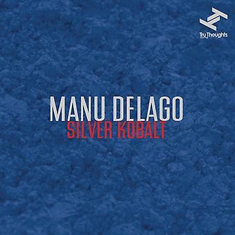 Manu Delago - Silver Kobalt [CD] USA import