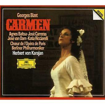 G. Bizet - Bizet: Carmen [CD] USA import