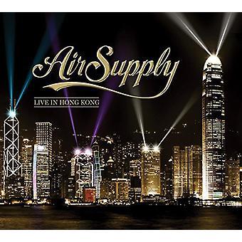 Air Supply - Live in Hong Kong [CD] USA import