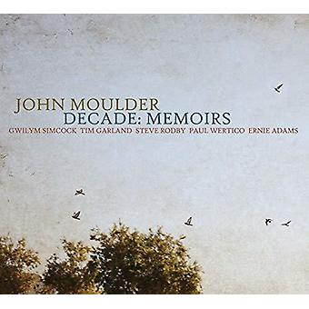 John Moulder - Memoirs [CD] USA import