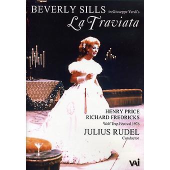 G. Verdi - Traviata Complete Opera [DVD] USA import