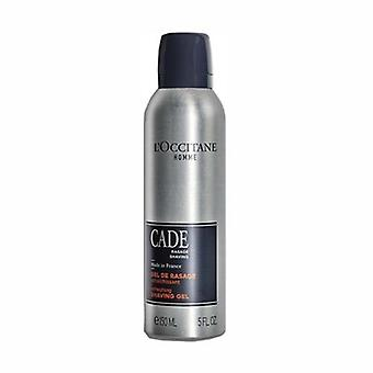 L'Occitane Homme Cade Refreshing Shaving Gel 5oz / 150ml