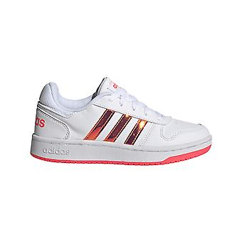 Adidas Kids Hoops 2.0 Shoes