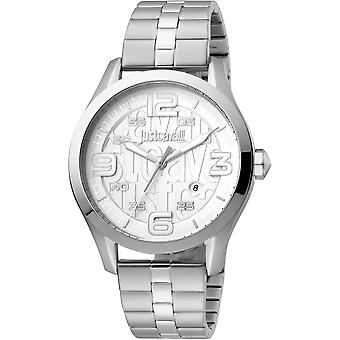 Just Cavalli Young Watch JC1G108M0055 - Stainless Steel Gents Quartz Analogue