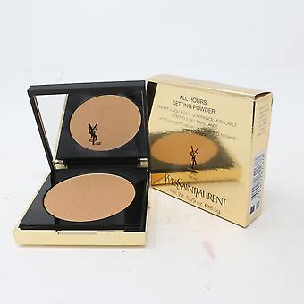 Yves Saint Laurent All Hours Setting Powder  0.29oz/8.5g New With Box