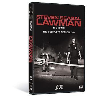 Steven Seagal Lawman: Season 1 [DVD] USA import